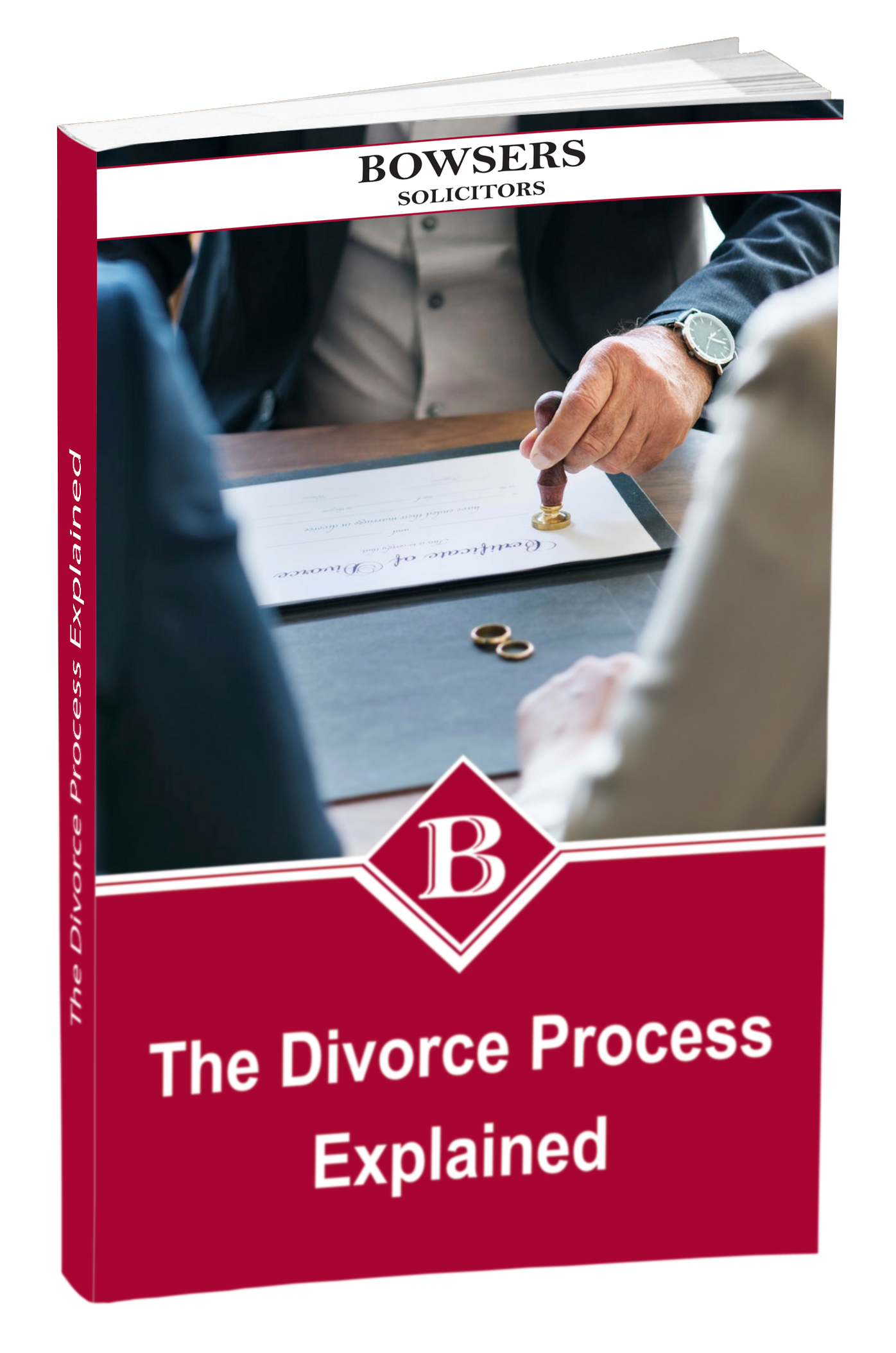 Guide Cover Mock UP - Divorce