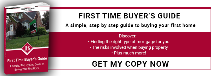 First Time Buyer's Guide