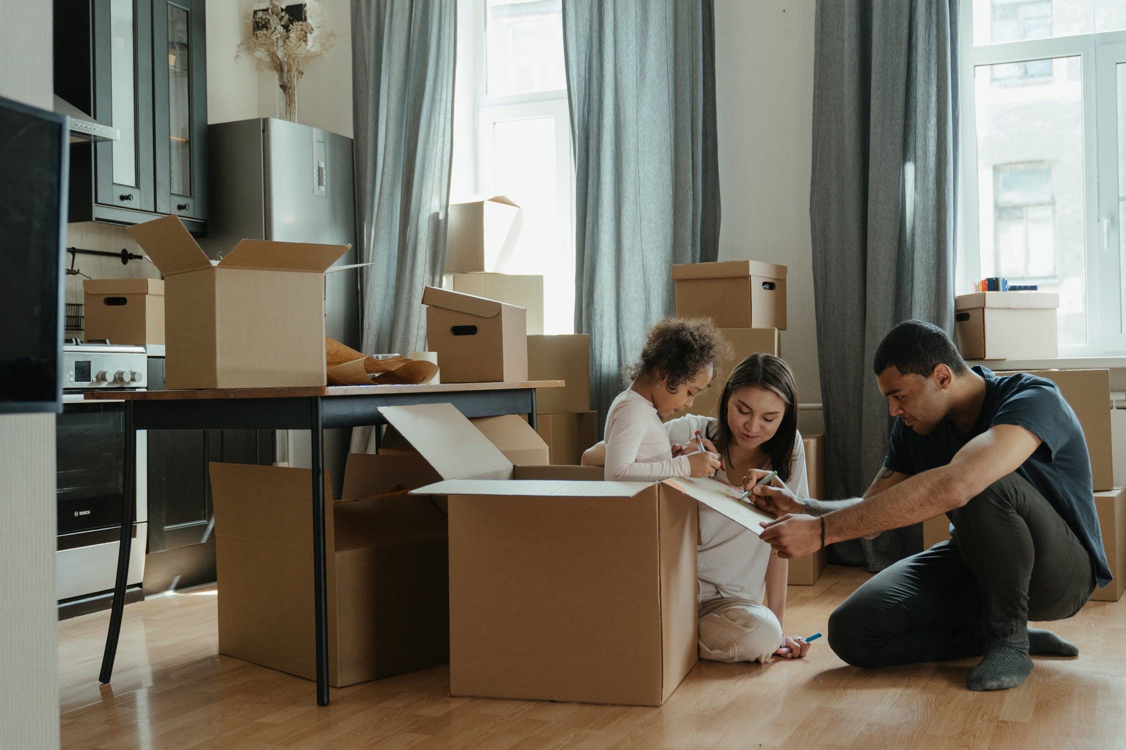 Don't Book Your Removal Company Too Soon