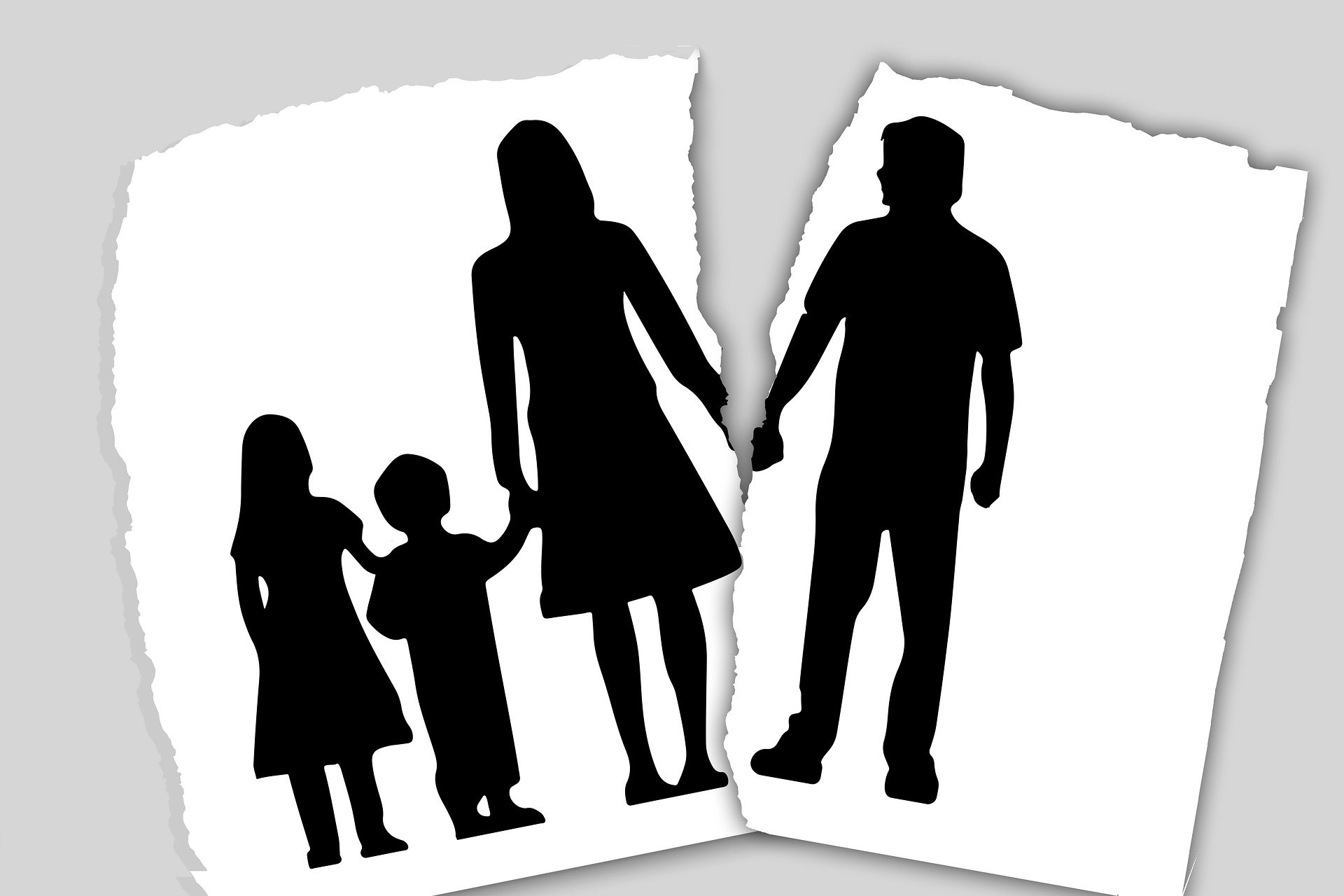 No-Fault Divorce Law Allows Parents To Peacefully Separate